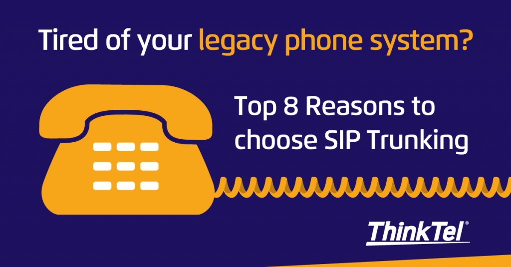 8 Reasons to Fall in Love with SIP Trunking