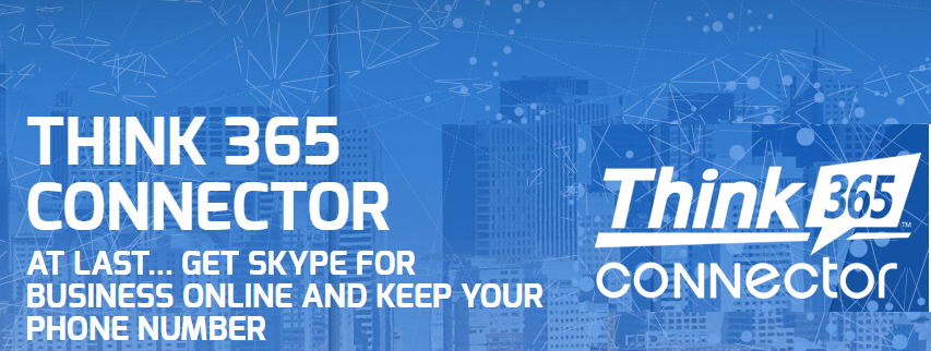 Think365 Connector ThinkTel Solution
