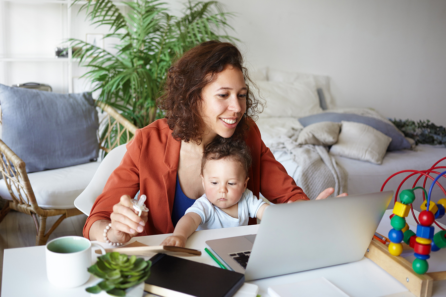 Balancing work and life can be extra challenging when they happen in the same place. Here are a few of our tried and true ways of striking greater balance when working from home: