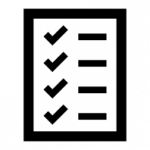 Built for Productivity - Checklist Icon